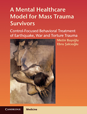 Book on a mental healthcare model for mass trauma survivors